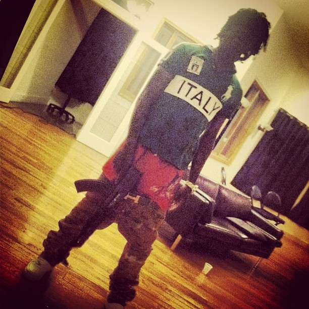 News and entertainment: chief keef instagram (Dec 31 2012 ...