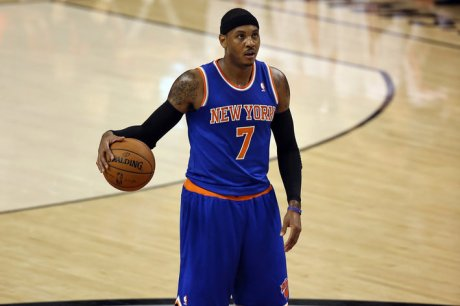 NBA: Preseason-New York Knicks at Toronto Raptors