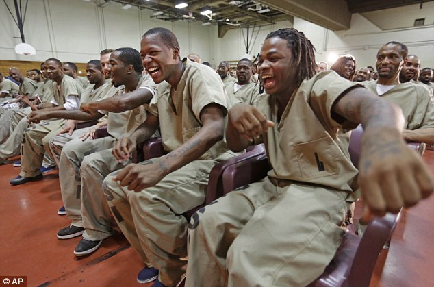 Inmates accused of shooting music video face Additional Time #damn