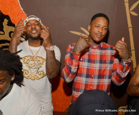 Jeezy and YG