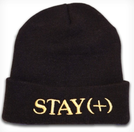 Stay (=)