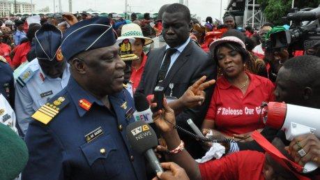 Gbenga Olamikan/AP