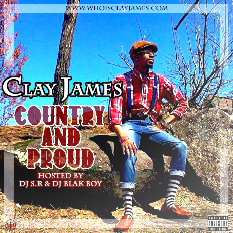 Country And Proud Cover