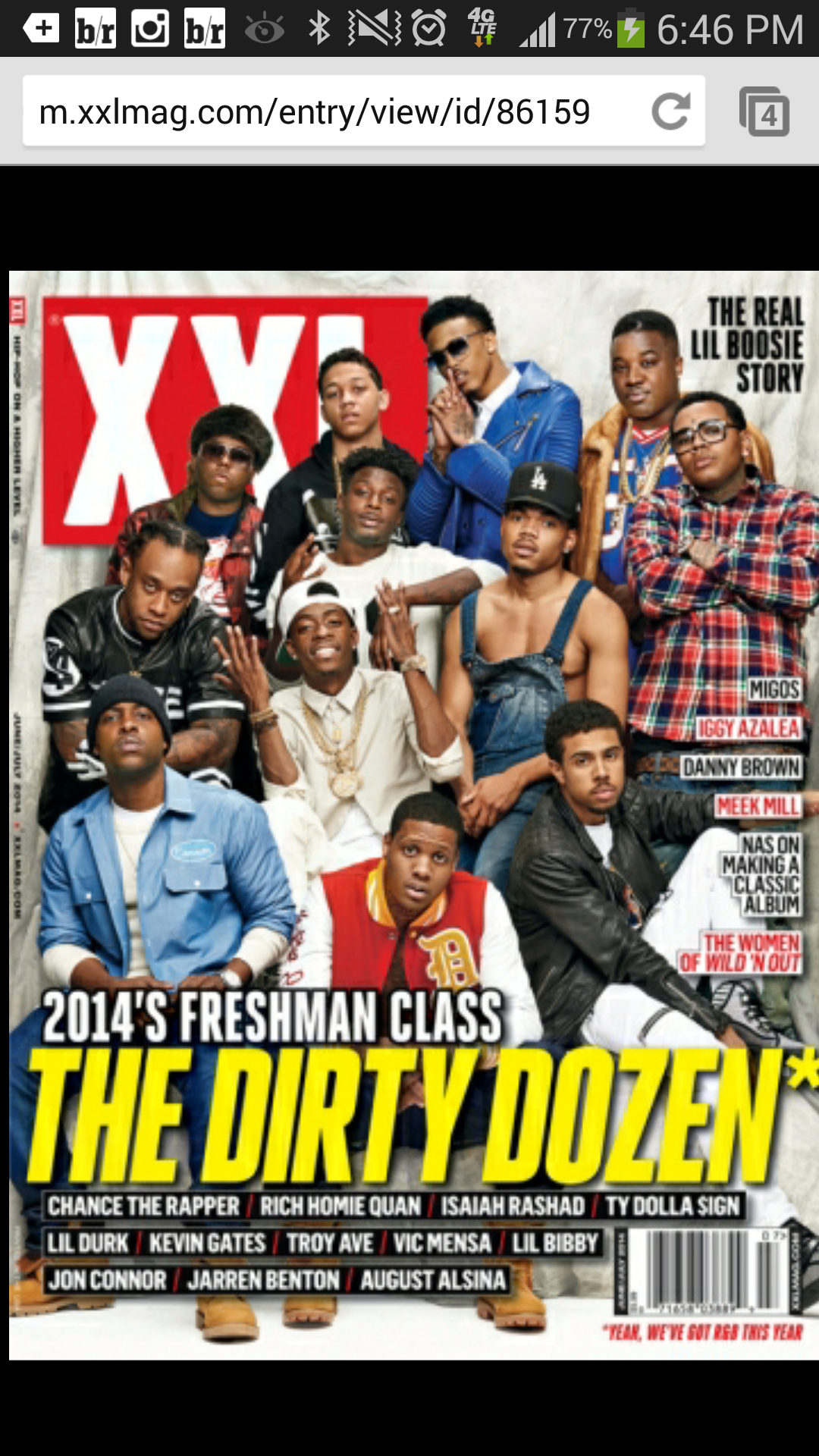 Xxl Magazine 2014 Freshman XXL Announce Their 201...